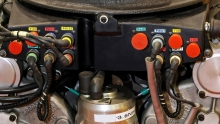 Motorsport temperature sensors