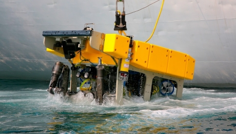 Marine systems for Underwater ROVs