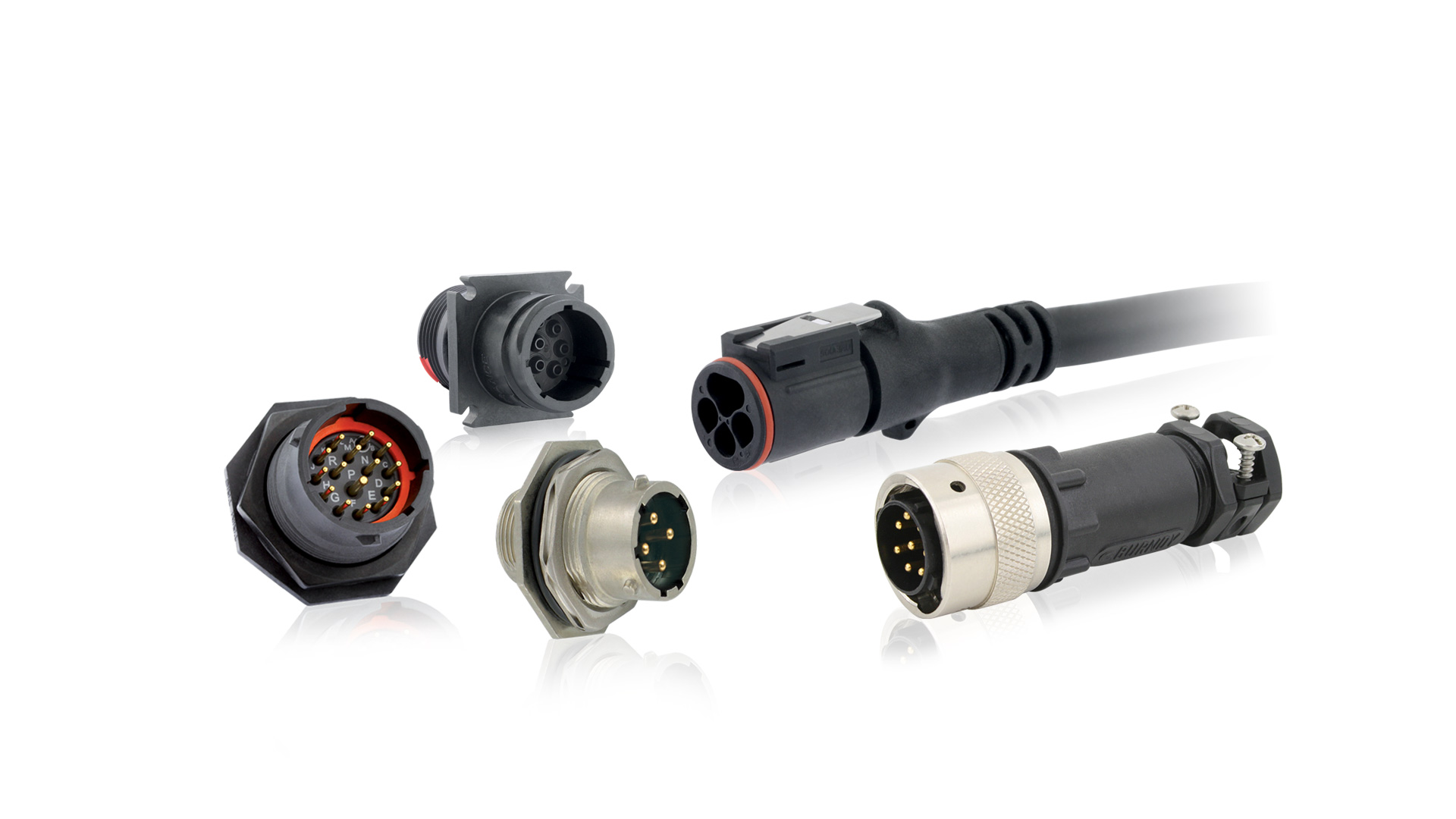 UL & IEC connectors